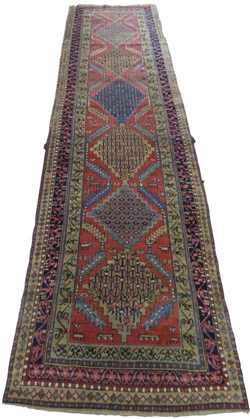 heriz runner rug
