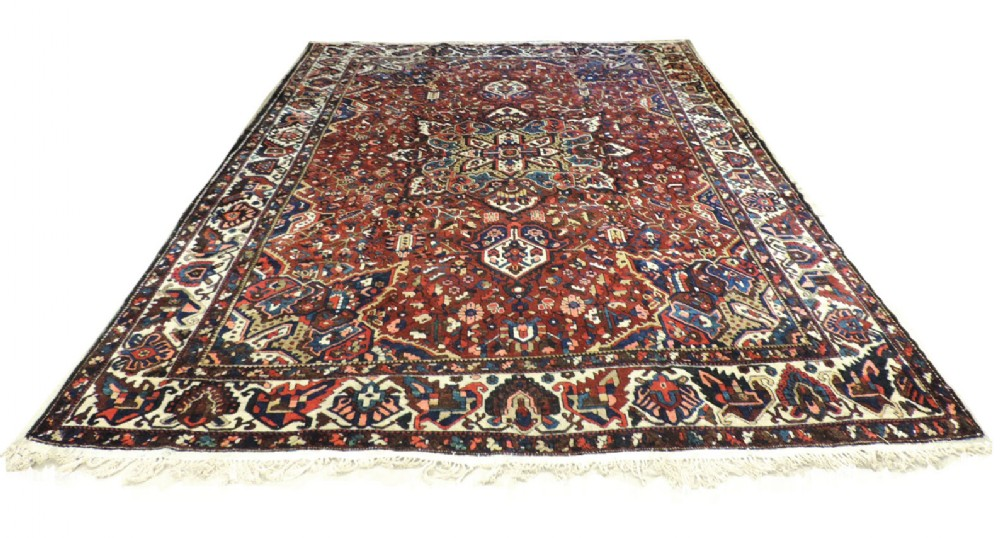persian bahtiyari rug