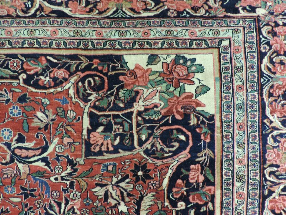 Persian Bidjar Rug 584664 Sellingantiques Co Uk