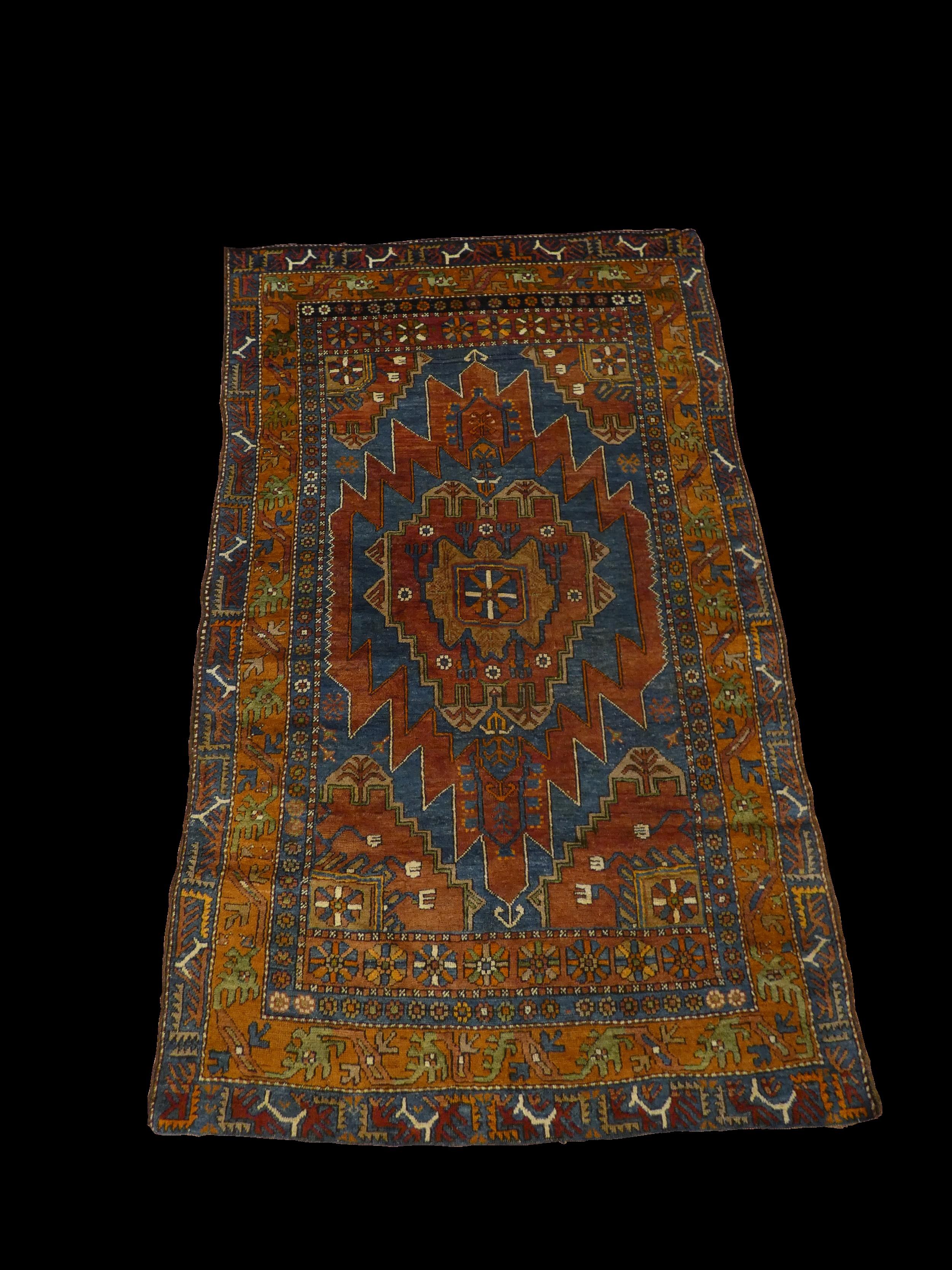 yahyali rug