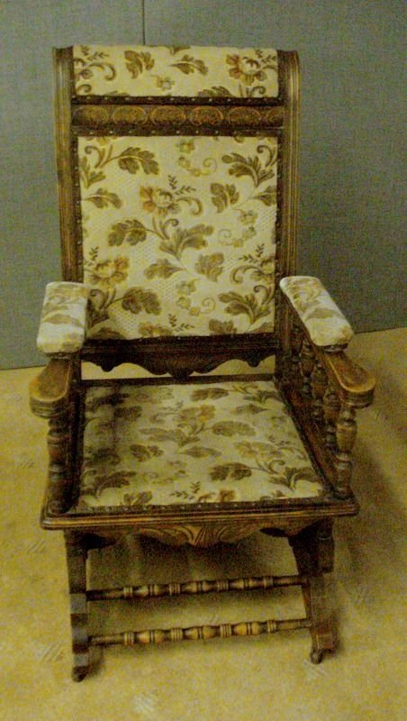 Beech American Rocking Chair