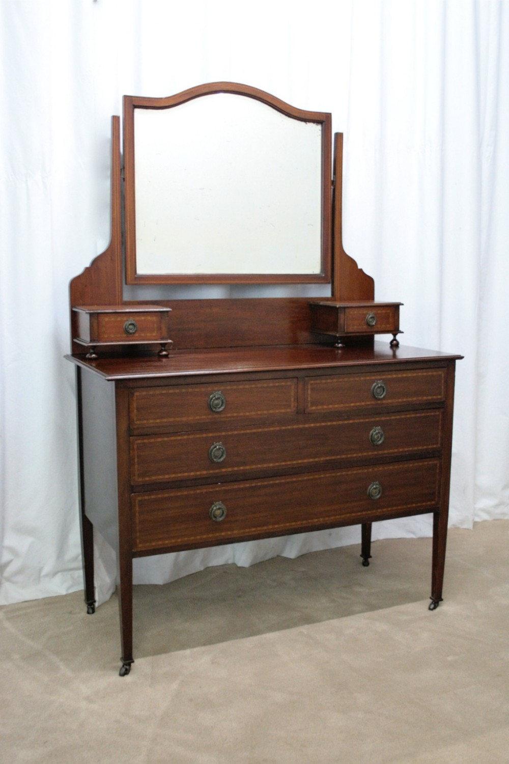 edwardian dressing table