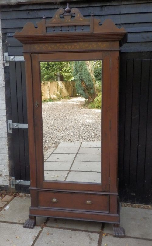 wardrobe oak french