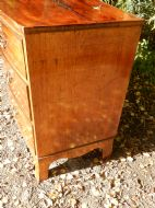CHEST OF DRAWERS, BOW FRONT, GEORGIAN is a good antique bergere chair, vintage wood baby high chair