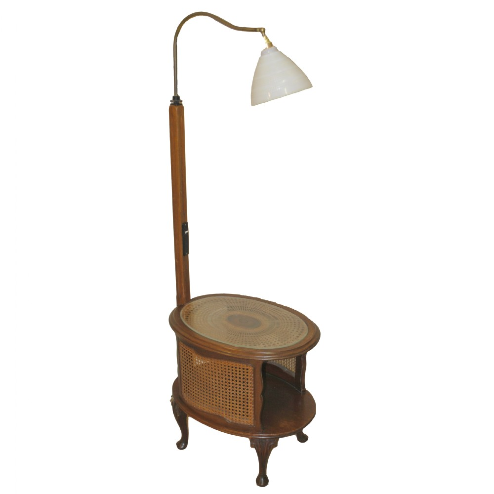 the art deco lamp table with cane has been added to your saved items. Black Bedroom Furniture Sets. Home Design Ideas