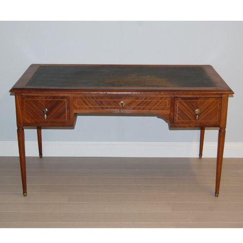 french writing desk - French Writing Desk 270251 Sellingantiques.co.uk