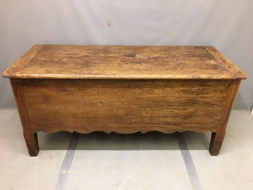 french c1850 coffer