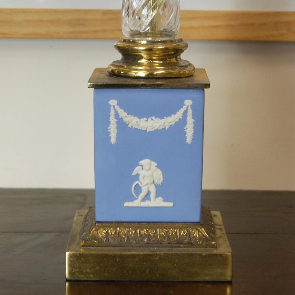 Pair Of Vintage Wedgewood Table Lamps 306406