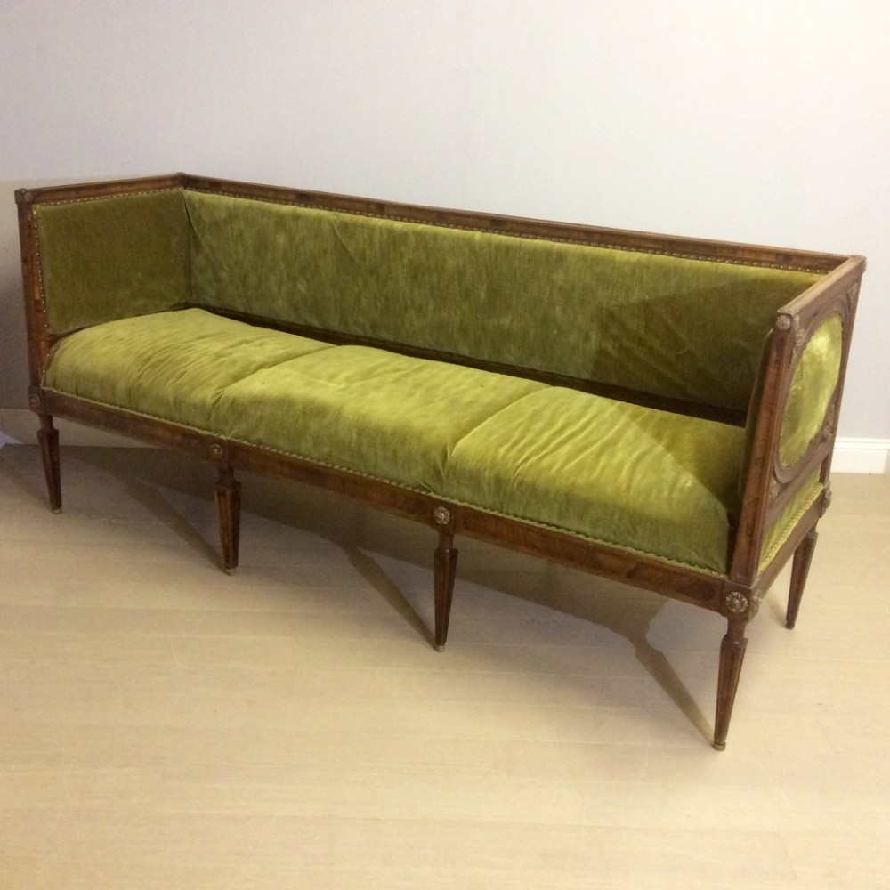 French Empire Style Sofa 357648