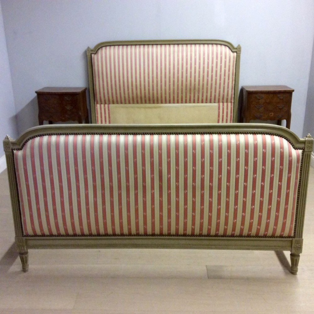 french louis style kingsize bed