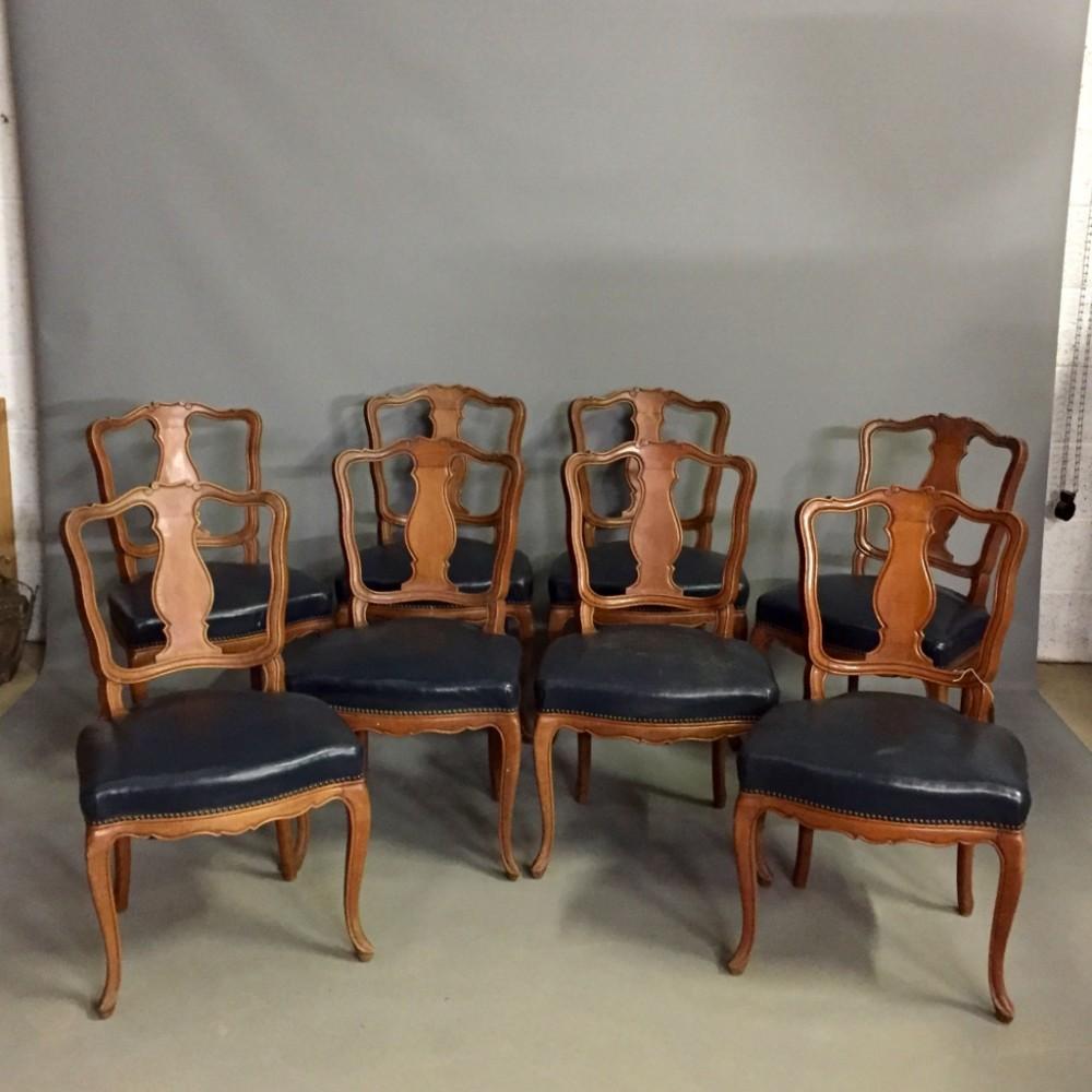 Set Of 8 French Blue Leather Dining Chairs 440378  : dealerswansofoakhamhighres1480684027395 2827751358 from www.sellingantiques.co.uk size 1000 x 1000 jpeg 155kB
