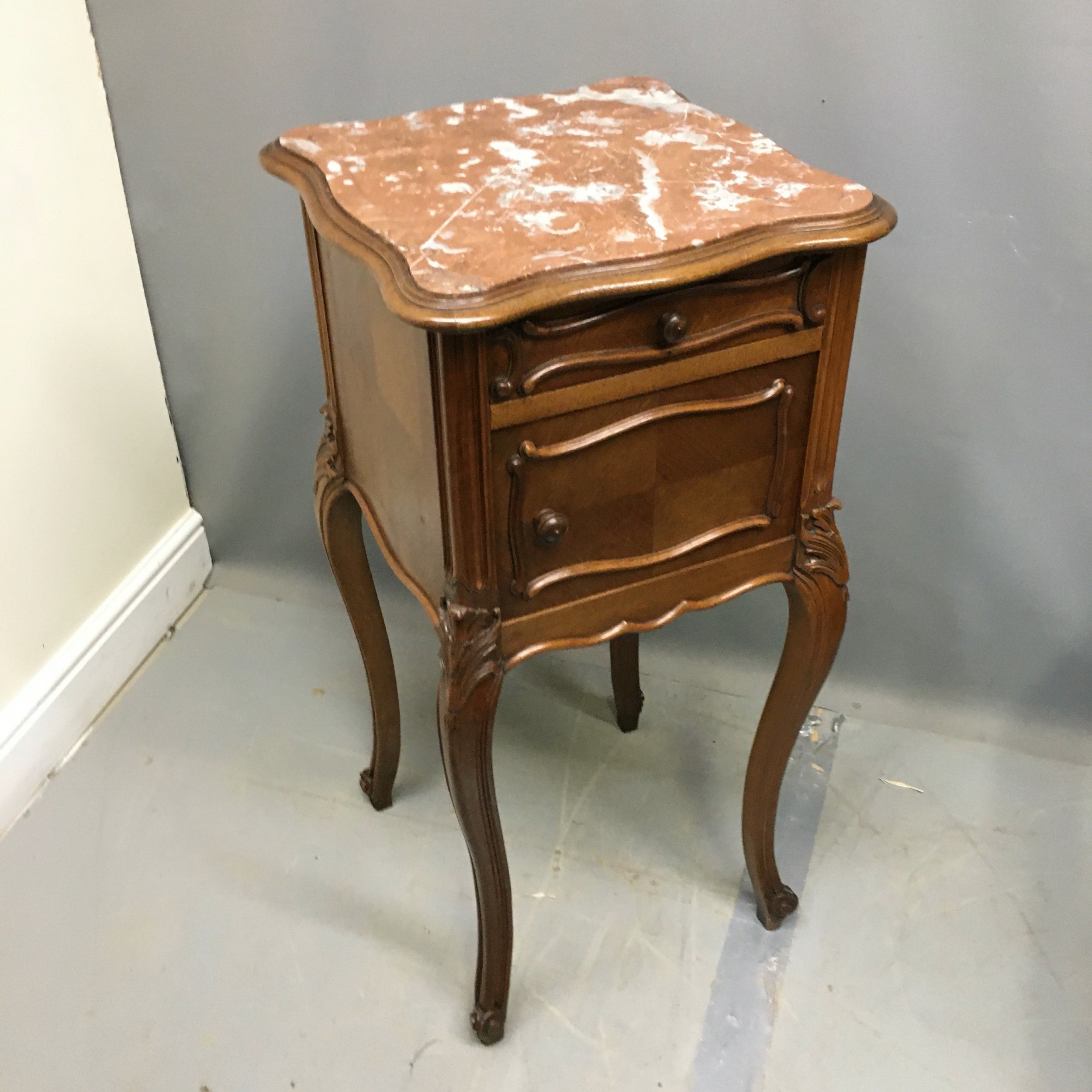 late 19th century single louis pot cupboard