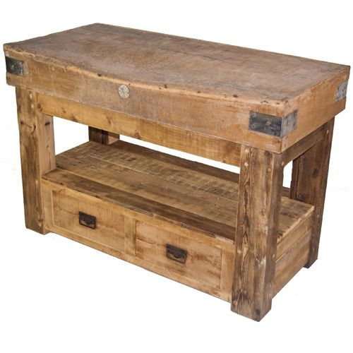 french butchers block circa 1900 196904