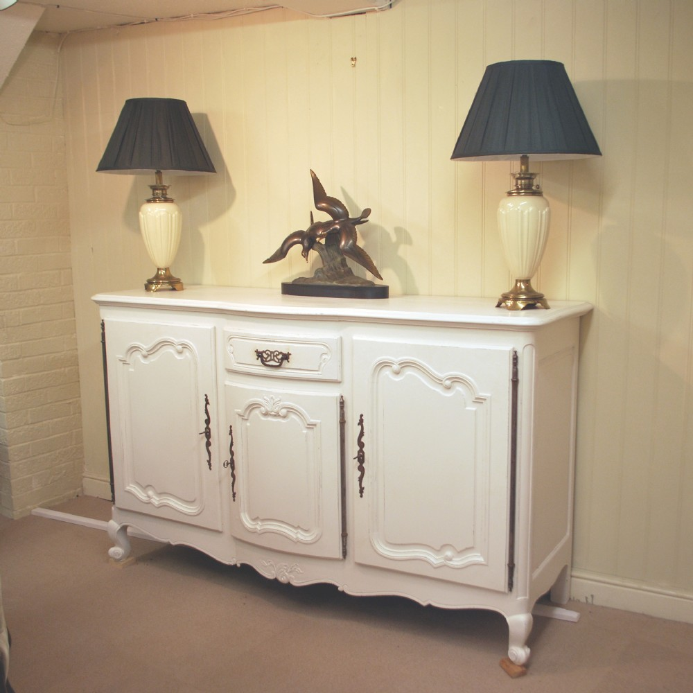 French Louis Xv Style Sideboard Buffet 243650