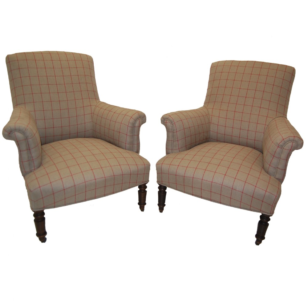 Fully Restored Pair Of French Armchairs | 252675 ...