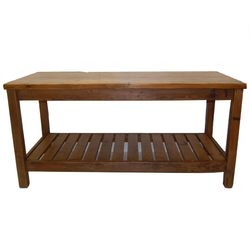 Pine Work Bench 246672