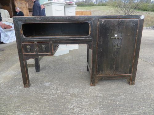 chinese laquer desk