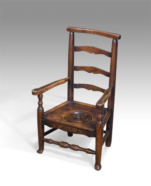 Antique Commode Chairs - Antique Commode Chairs - The UK's Largest Antiques Website