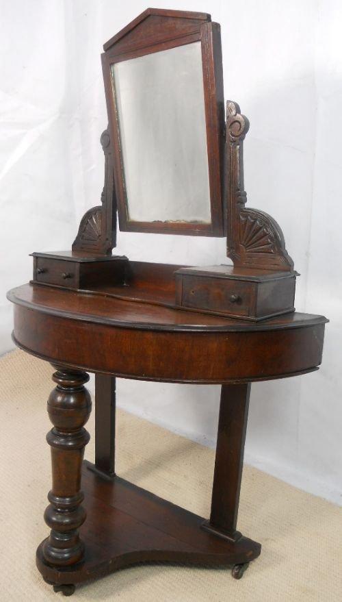 Victorian Small Mahogany Duchess Dressing Table 147980