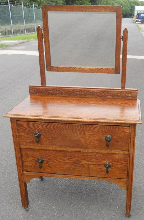 Light oak dressing table 363782 for Dressing table lamp lighting