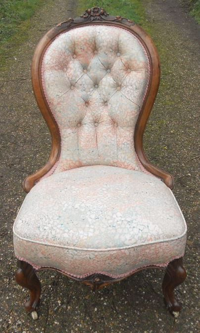 Affordable Old Furniture - Antique Nursing Chairs - The UK's Largest Antiques Website