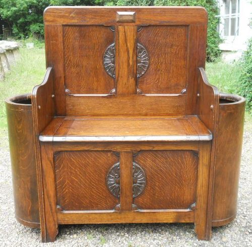 Prime Antique Small Settle Furniture The Uks Largest Antiques Beatyapartments Chair Design Images Beatyapartmentscom