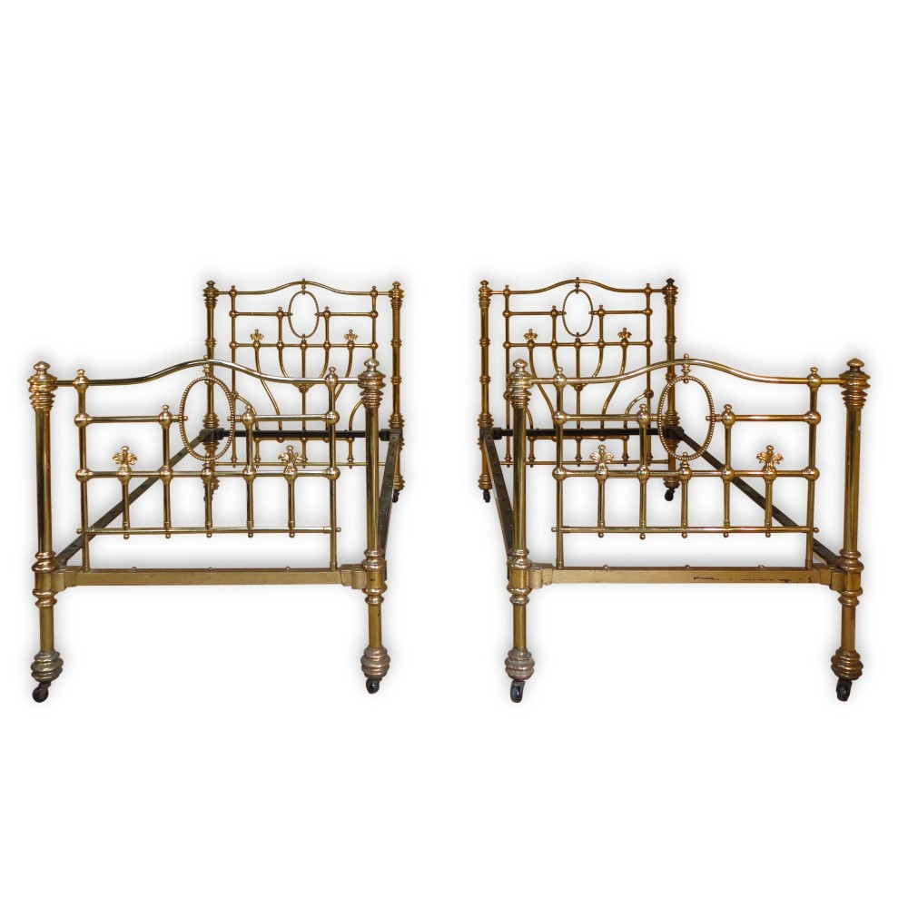 Brass Bed Frame Fashion Beds