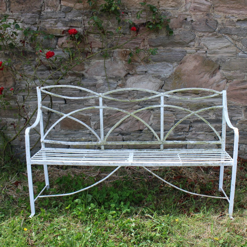 park slatted long to rail arms farley catalogue wood and with regency furniture seat benches top bench iron s wrought welcome scroll simple