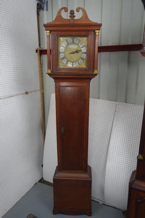 Dating Longcase clock hands