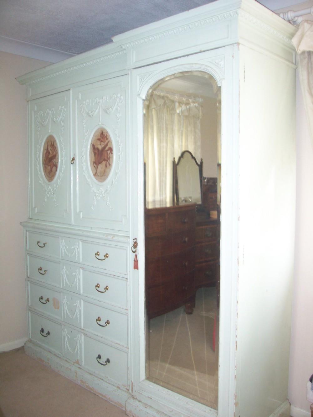 painted linen presscompactum