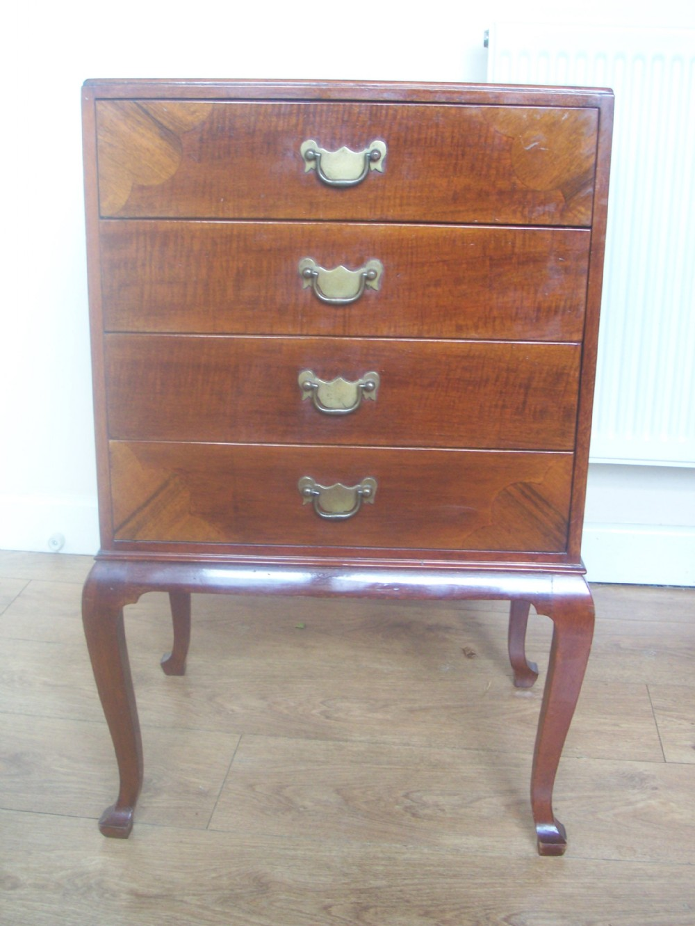 jas shoolbred mahogany sheet music filing cabinet