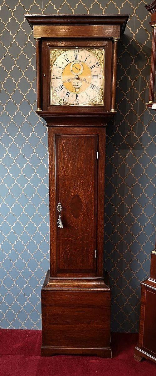 john coates 174750 longcase clock