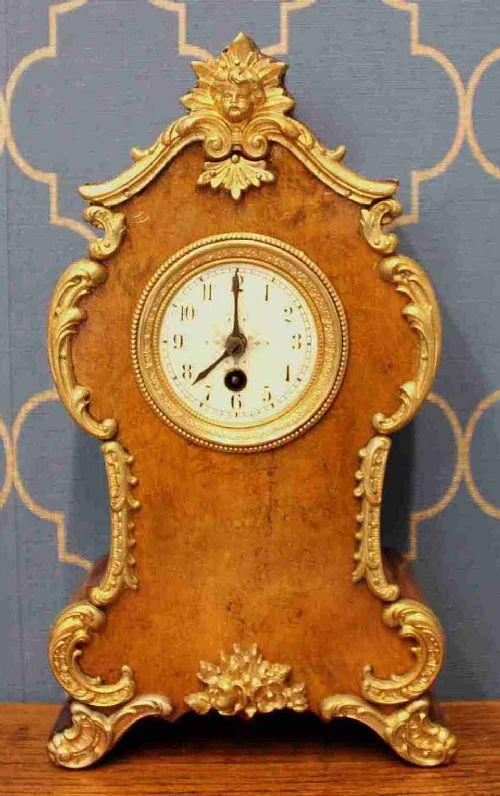 german 30 hour mantel timepiece