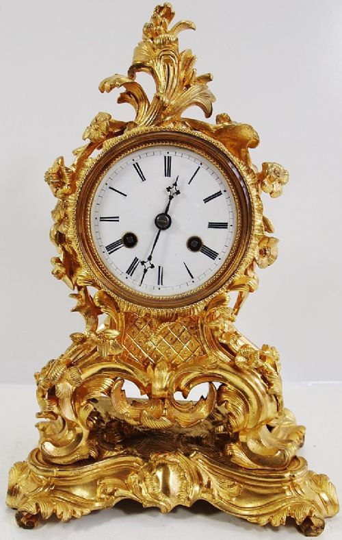 dating antique french clocks Results 1 - 46 of 46  a beautiful original antique french bronze clock set  circa: approx date  note: accessories in the photo's are not part of the sale, only.