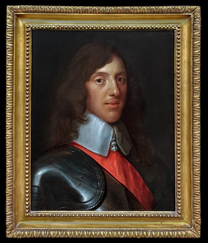 portrait of sir thomas wharton c16151684 18th century british school after anthony van dyck 1599 1641