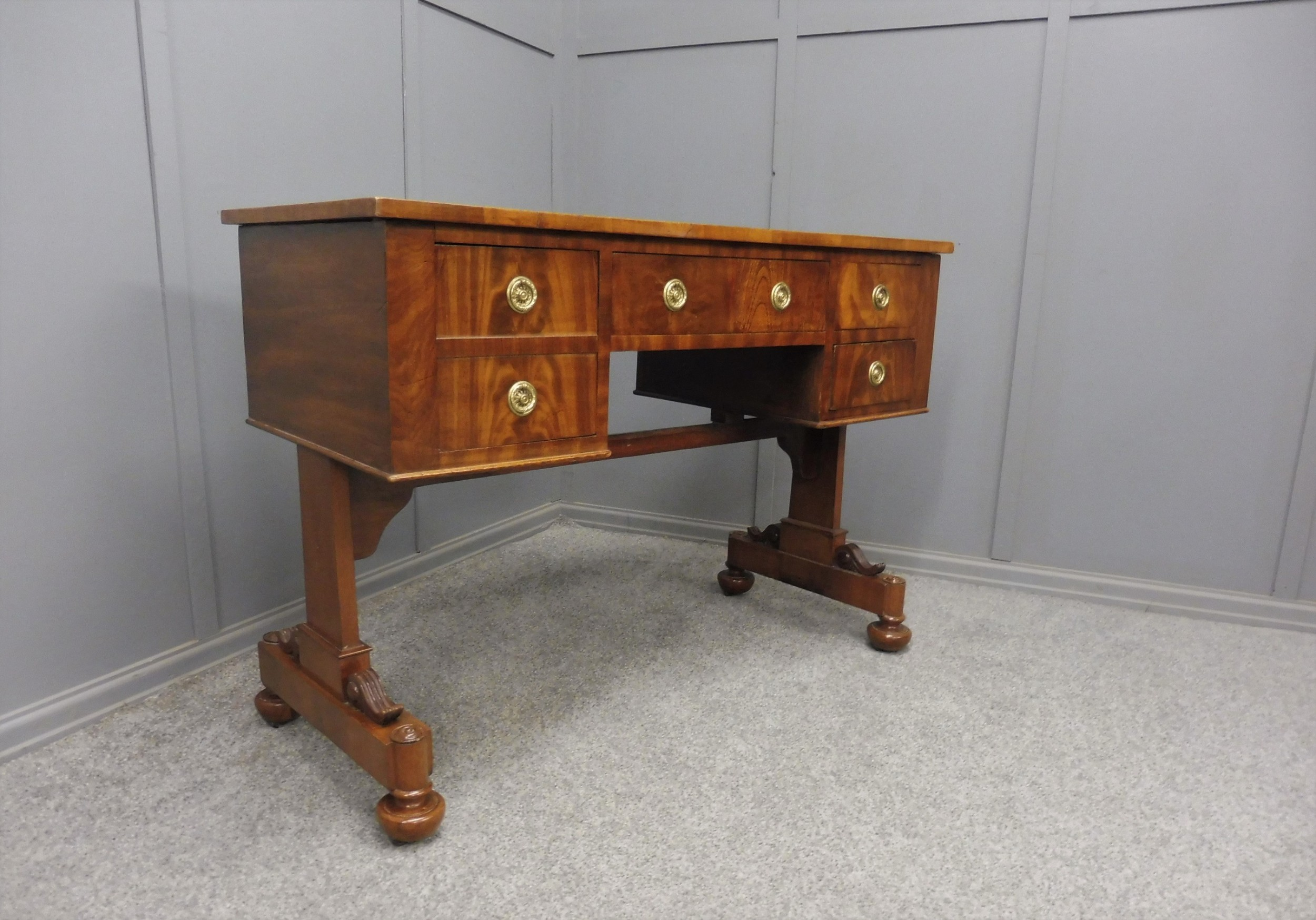 early 19th century william 4th writing table