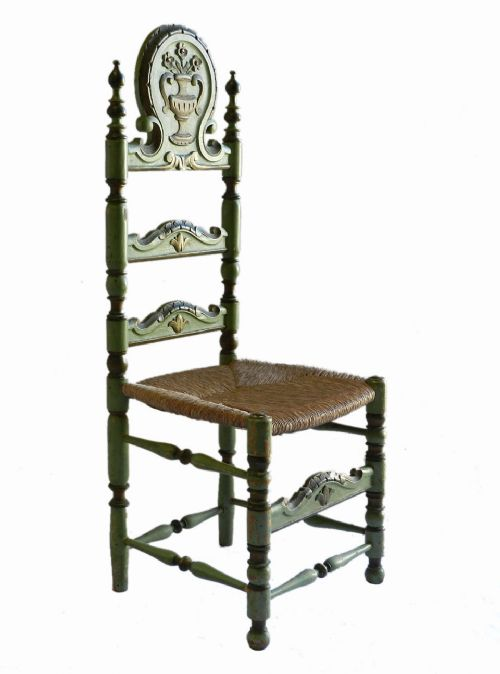Antique Spanish Chairs