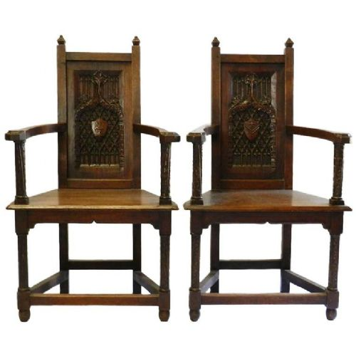 - Antique Gothic Chairs - The UK's Largest Antiques Website