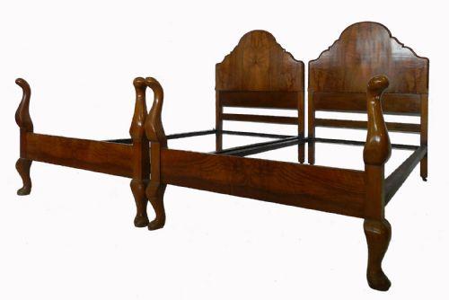 Antique Art Deco Beds The Uk S Largest Antiques Website