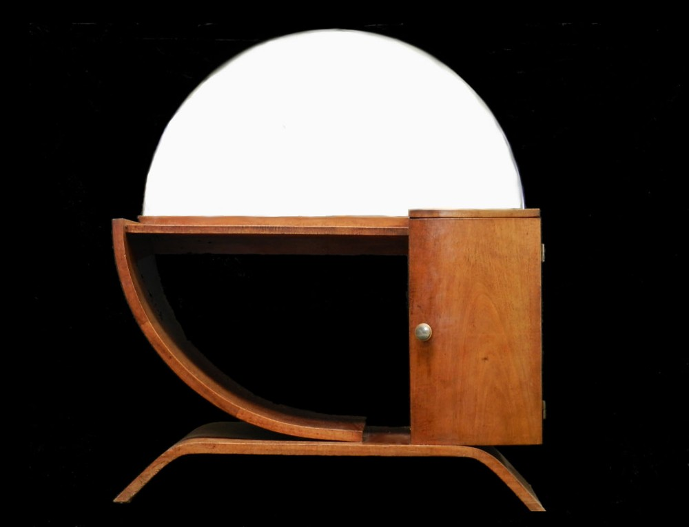stylish french art deco dressing table coiffeuse 239049