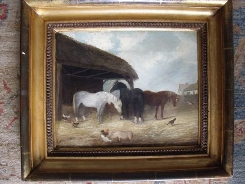 Farmyard scene thomas smythe 1825 1906 circle of 83943 for Smythe inc