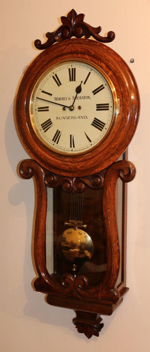 Antique Dial Clocks The Uk S Largest Antiques Website