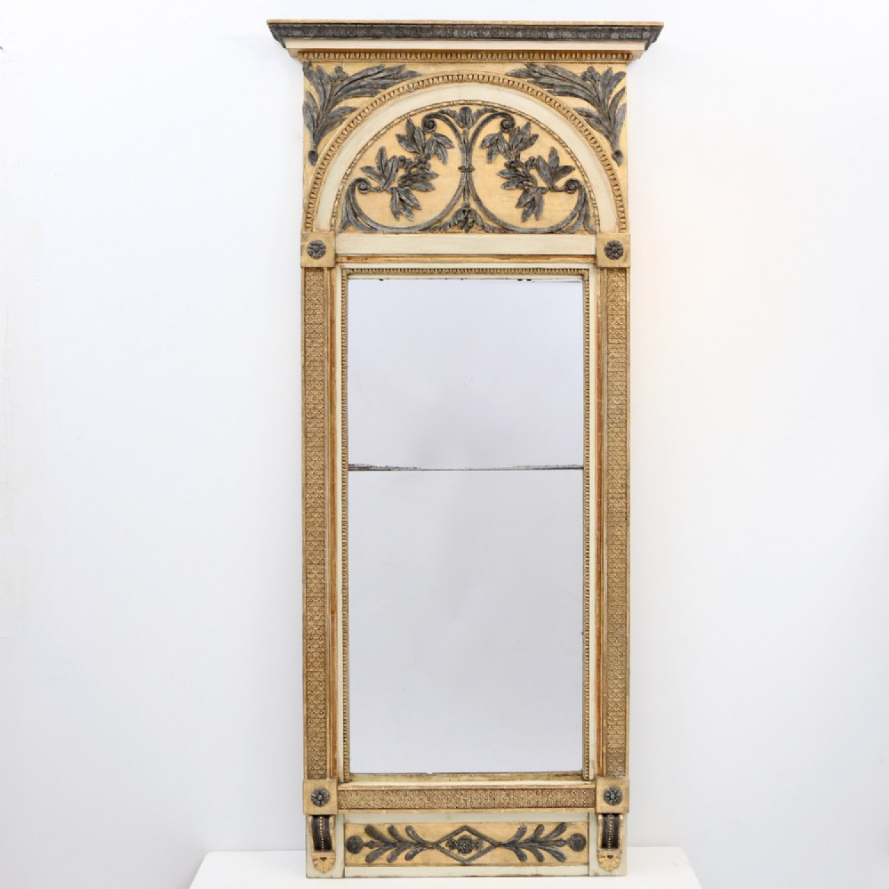19th century swedish mirror