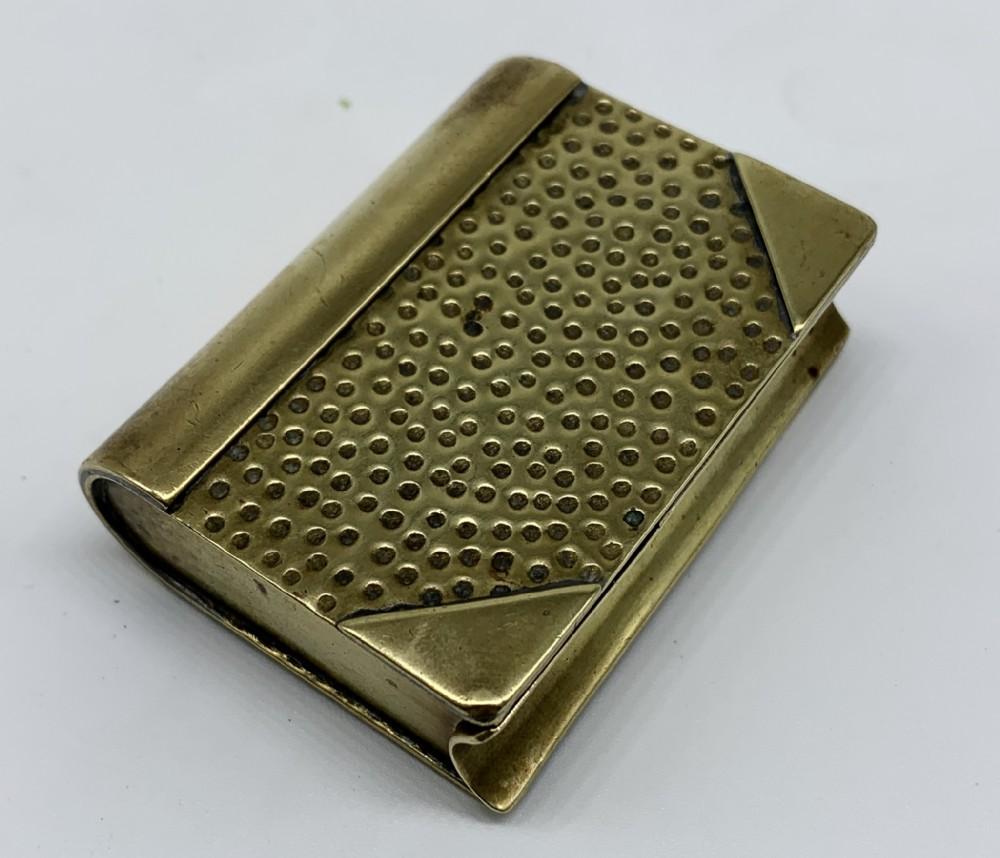 rare ww1 trench art novelty lighter c1916