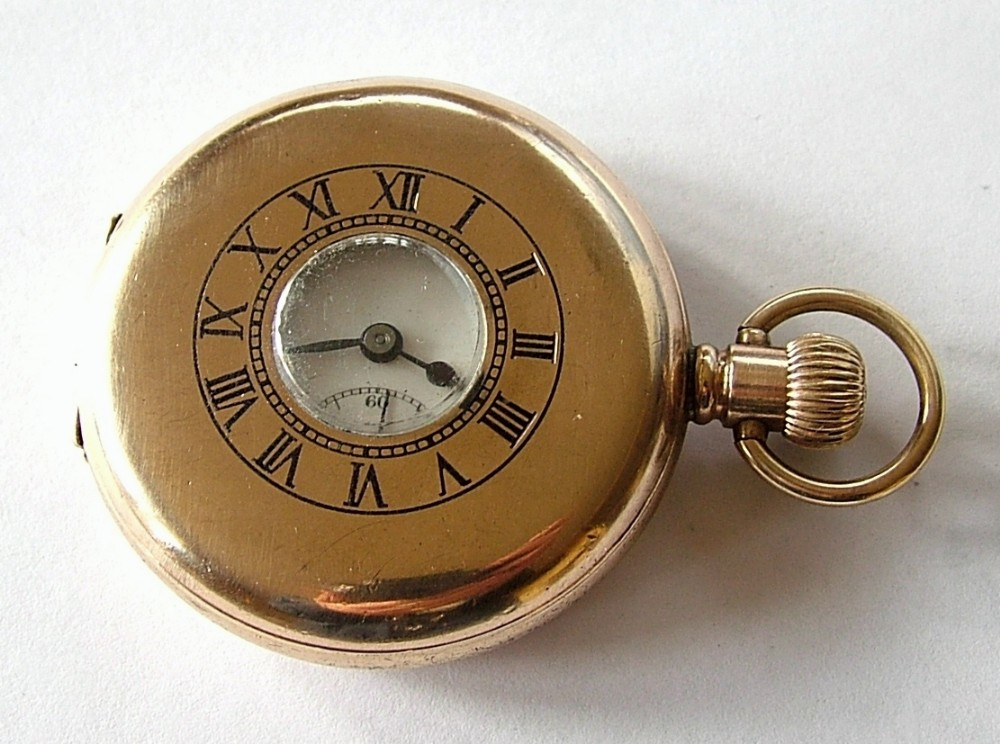 1920s cyma half pocket 303271