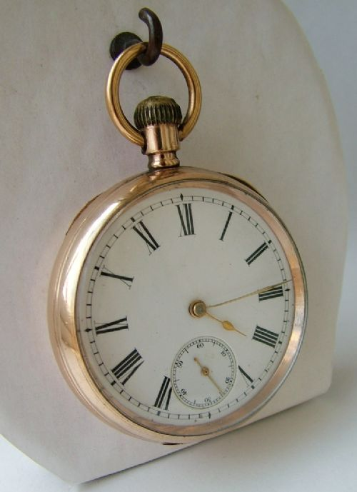 antique labrador omega pocket watch 286792. Black Bedroom Furniture Sets. Home Design Ideas