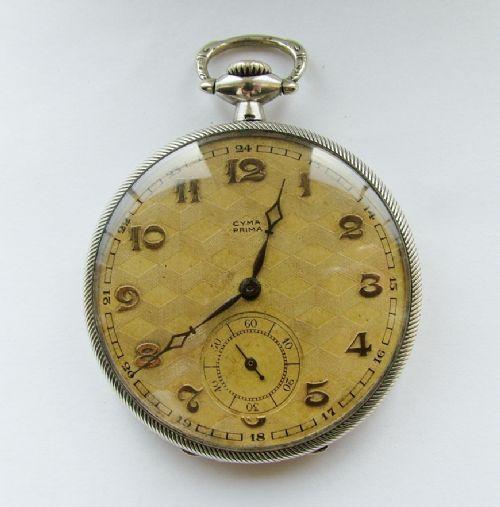 1930s cyma prima pocket 331956 sellingantiques co uk