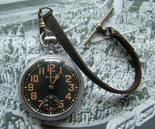 Hamilton pocket watch serial number hookup