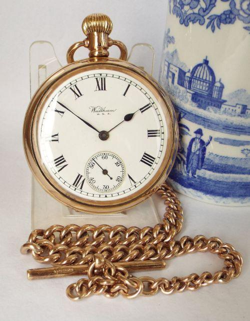 The Vintage Wrist Watch Company · WATCH POCKET SILVER