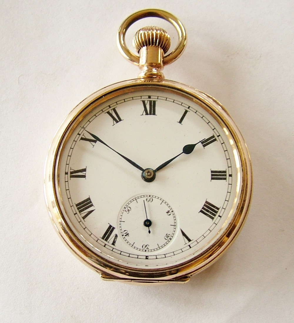 ashton s cased products size blakey watches pocket gold watch filled ladys waltham pw lady hunting